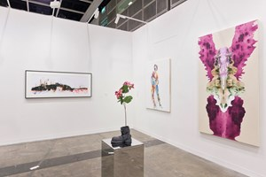 Pilar Corrias, Art Basel in Hong Kong (29–31 March 2018). Courtesy Ocula. Photo: Charles Roussel.