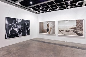 Roslyn Oxley9 Gallery, Art Basel in Hong Kong (29–31 March 2018). Courtesy Ocula. Photo: Charles Roussel.