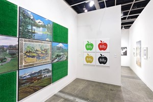 Rossi & Rossi, Art Basel in Hong Kong (29–31 March 2018). Courtesy Ocula. Photo: Charles Roussel.