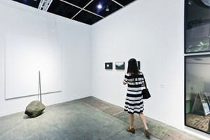 SCAI The Bathhouse, Art Basel in Hong Kong (29–31 March 2018). Courtesy Ocula. Photo: Charles Roussel.