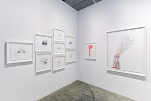 STPI, Art Basel in Hong Kong (29–31 March 2018). Courtesy Ocula. Photo: Charles Roussel.