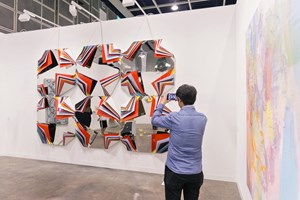 Sadie Coles HQ, Art Basel in Hong Kong (29–31 March 2018). Courtesy Ocula. Photo: Charles Roussel.