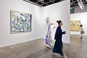 ShanghART Gallery, Art Basel in Hong Kong (29–31 March 2018). Courtesy Ocula. Photo: Charles Roussel.