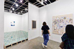 Simon Lee Gallery, Art Basel in Hong Kong (29–31 March 2018). Courtesy Ocula. Photo: Charles Roussel.