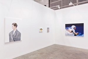 Starkwhite, Art Basel in Hong Kong (29–31 March 2018). Courtesy Ocula. Photo: Charles Roussel.