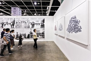 This is No Fantasy, Art Basel in Hong Kong (29–31 March 2018). Courtesy Ocula. Photo: Charles Roussel.