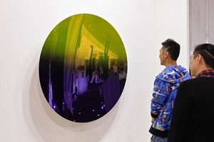 Tina Kim Gallery & Kukje Gallery, Art Basel in Hong Kong (29–31 March 2018). Courtesy Ocula. Photo: Charles Roussel.