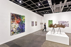 Victoria Miro, Art Basel in Hong Kong (29–31 March 2018). Courtesy Ocula. Photo: Charles Roussel.