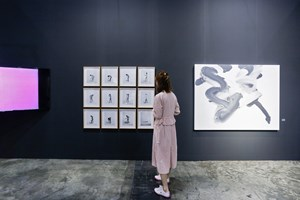 Wooson Gallery, Art Basel in Hong Kong (29–31 March 2018). Courtesy Ocula. Photo: Charles Roussel.