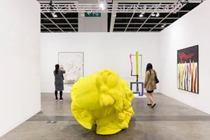 Xavier Hufkens, Art Basel in Hong Kong (29–31 March 2018). Courtesy Ocula. Photo: Charles Roussel.