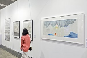 Alisan Fine Arts, Art Basel in Hong Kong (29–31 March 2019). Courtesy Ocula. Photo: Charles Roussel.