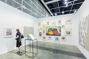 Aye Gallery, Art Basel in Hong Kong (29–31 March 2019). Courtesy Ocula. Photo: Charles Roussel.
