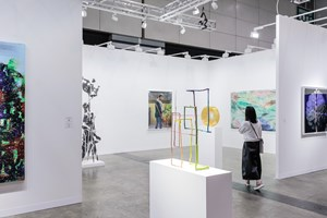 David Kordansky Gallery, Art Basel in Hong Kong (29–31 March 2019). Courtesy Ocula. Photo: Charles Roussel.