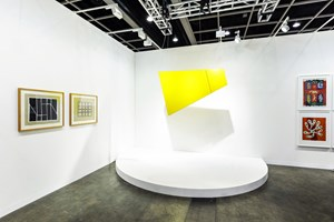 Hélio Oiticica and Vik Muniz, Galeria Nara Roesler, Art Basel in Hong Kong (29–31 March 2019). Courtesy Ocula. Photo: Charles Roussel.
