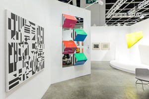 Galeria Nara Roesler, Art Basel in Hong Kong (29–31 March 2019). Courtesy Ocula. Photo: Charles Roussel.