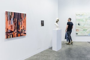 Galerie EIGEN + ART, Art Basel in Hong Kong (29–31 March 2019). Courtesy Ocula. Photo: Charles Roussel.