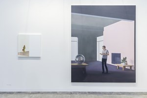 Tim Eitel, Galerie EIGEN + ART, Art Basel in Hong Kong (29–31 March 2019). Courtesy Ocula. Photo: Charles Roussel.