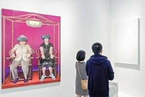 Wang Xingwei and Cao Yu, Galerie Urs Meile, Art Basel in Hong Kong (29–31 March 2019). Courtesy Ocula. Photo: Charles Roussel.