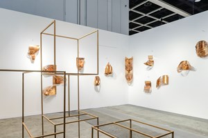 Gallery Baton, Art Basel in Hong Kong (29–31 March 2019). Courtesy Ocula. Photo: Charles Roussel.