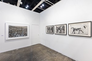 David Goldblatt and William Kentridge, Goodman Gallery, Art Basel in Hong Kong (29–31 March 2019). Courtesy Ocula. Photo: Charles Roussel.