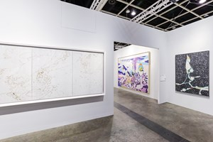 Lee Bul and David Salle, Lehmann Maupin, Art Basel in Hong Kong (29–31 March 2019). Courtesy Ocula. Photo: Charles Roussel.