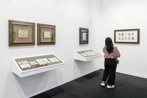 Lin & Lin Gallery, Art Basel in Hong Kong (29–31 March 2019). Courtesy Ocula. Photo: Charles Roussel.