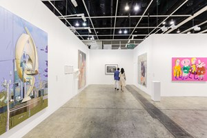 Metro Pictures, Art Basel in Hong Kong (29–31 March 2019). Courtesy Ocula. Photo: Charles Roussel.