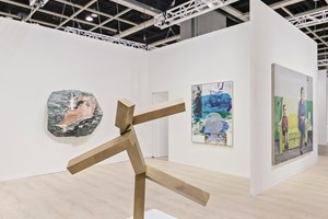 Pace Gallery, Art Basel in Hong Kong (29–31 March 2019). Courtesy Ocula. Photo: Charles Roussel.