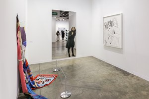 Eric N. Mack, Michelangelo Pistoletto, and George Condo, Simon Lee Gallery, Art Basel in Hong Kong (29–31 March 2019). Courtesy Ocula. Photo: Charles Roussel.