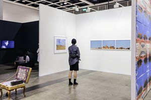 Zilberman Gallery, Art Basel in Hong Kong (29–31 March 2019). Courtesy Ocula. Photo: Charles Roussel.