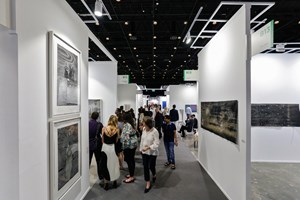 Art Dubai (21–24 March 2018). Courtesy Ocula. Photo: Charles Roussel.