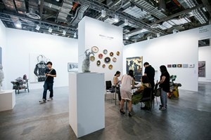 Arario Gallery at Art Stage Singapore 2015 Photo: © Dawn Chua & Ocula