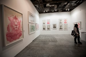 Art Plural Gallery at Art Stage Singapore 2015 Photo: © Dawn Chua & Ocula