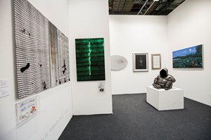 Art+ Shanghai Gallery at Art Stage Singapore 2015 Photo: © Dawn Chua & Ocula