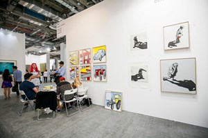 Chalk Horse Gallery at Art Stage Singapore 2015 Photo: © Dawn Chua & Ocula