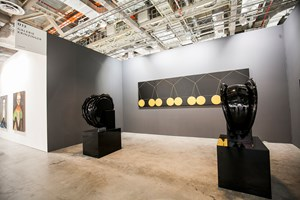 Galerie Krinzinger at Art Stage Singapore 2015 Photo: © Dawn Chua & Ocula