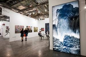 Galerie Paris-Beijing at Art Stage Singapore 2015 Photo: © Dawn Chua & Ocula