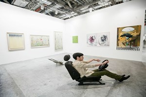 Gallery Hyundai at Art Stage Singapore 2015 Photo: © Dawn Chua & Ocula