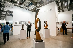 Koru Contemporary Art at Art Stage Singapore 2015 Photo: © Dawn Chua & Ocula