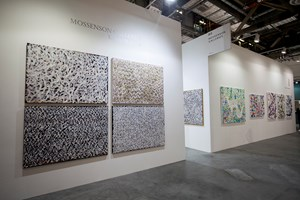 Mossenson Gallery at Art Stage Singapore 2015 Photo: © Dawn Chua & Ocula