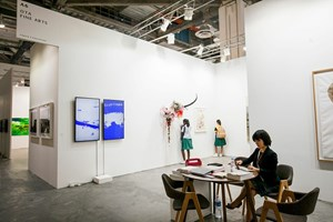 Ota Fine Arts at Art Stage Singapore 2015 Photo: © Dawn Chua & Ocula