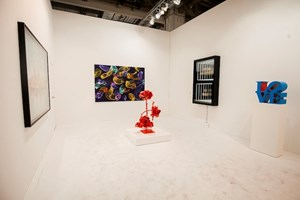 Paul Kasmin Gallery at Art Stage Singapore 2015 Photo: © Dawn Chua & Ocula