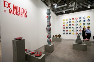 Philippe Staib Gallery at Art Stage Singapore 2015 Photo: © Dawn Chua & Ocula
