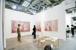 ROH Projects at Art Stage Singapore 2015 Photo: © Dawn Chua & Ocula