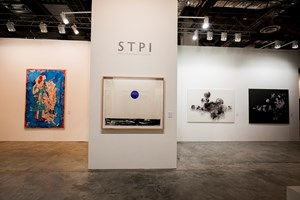 STPI at Art Stage Singapore 2015 Photo: © Dawn Chua & Ocula