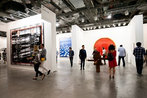 White Cube Hong Kong at Art Stage Singapore 2015 Photo: © Dawn Chua & Ocula