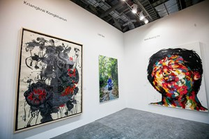 Yavuz Gallery at Art Stage Singapore 2015 Photo: © Dawn Chua & Ocula