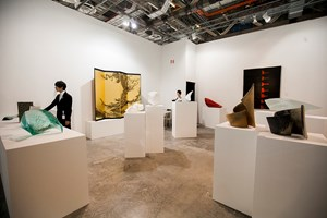 Yufuku Gallery at Art Stage Singapore 2015 Photo: © Dawn Chua & Ocula