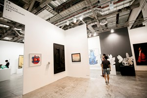Zemack Contemporary Art at Art Stage Singapore 2015 Photo: © Dawn Chua & Ocula