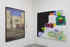 Celma Albuquerque Galeria de Arte, ArtRio (14–17 September 2017). Courtesy Ocula. Photo: Tiago Lima.